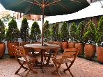 Las Rosales perfect condo with private sun terrace