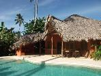 Beach house / 50m from Playa Ballenas