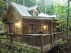 Galbreath Creek Cabin - Ravens Cove