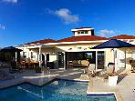 Luxury 4 bedroom Providenciales villa. Direct beach access!