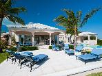 Luxury 4 bedroom Providenciales villa. Luxury and Comfort overlooking Grace Bay Beach...