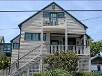 Wonderful House in Cape May (Cape May 4 BR-4 BA House (6084))