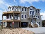 7 Bedroom,6 1/2 Bath, Sleeps 18,Duck, NC Oceanside