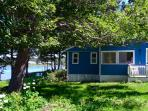 Nala by the Sea: A waterfront cottage in Shediac!