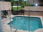 "Disney area Townhome with private pool & 40"" HDTV"