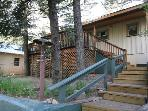 &#39;Aspen Cabin&#39; - 2 BR Cabin in Ruidoso - Minutes from Casinos &amp; Shopping!