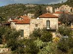 Stone Villa, Sleeps 5, sea views and sand beaches