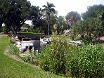 Bonita Springs  2 bedroom house - canal view!