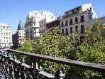 Fantastic Apartment Gran Via Sol 4 people Madrid
