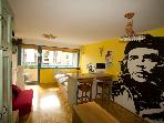 Funky apartment in city centre