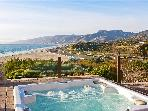 4 BDRM -BEACH FRONT! SPECTACULAR VIEWS !  MALIBU