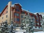 TL507 Telemark Lodge Top Floor 1BR 2BA - West Village