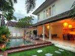 3 BEDROOM VILLA IN OBEROI WALKING TO RESTAURANTS