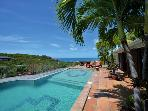 AZUR REVE... private, tropical, tranquill... great vacation villa for those looking to unwind