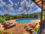 Mahogany at Guana Bay, Saint Maarten - Ocean View, Pool, Tropical Gardens