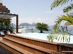 #069 - Luxury penthouse Copacabana with ocean view