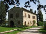 TUSCAN TRADITIONAL COUNTRY HOUSE - IL CAIO
