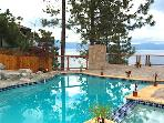Tahoe Luxury 7-bedroom house with pool