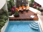 On 5th Ave; Swimming Pool & Private Garden Patio