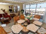 IBR 206 Great beach condo-WIFI, pool, shuffleboard, BBQ,FREE BEACH SERVICE