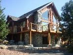 Custom designed Cabin in Roslyn Ridge!  3BR + Loft, 3BA, Pool, Hot Tub!!
