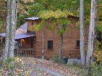 Dogwood creek cabin