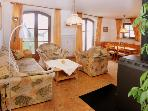 Vacation Apartment in Ruhpolding - 770 sqft, great location in summer and winter (# 67) #67