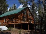 Trailshead Cabin - close to snowmobiling!