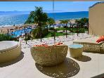 Immaculate Beachfront Condo full of Amenities - Stunning views of the Ocean