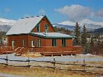 Beautifully Restored Log Cabin on 650 Private Acres - Perfect for the Outdoor Enthusiast