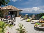 Luxury 2 bedroom St. Thomas, USVI villa. Romantic seclusion and privacy!