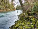 Molalla River Cottage