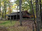 POCONO MTS, PA  - Updated Private Vacation Home