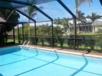 Cape Escape Waterfront Villa w/Pool- Cape Coral FL