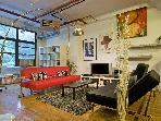 Willberry-Stylish Central Williamsburg Loft