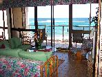 Kuhio Shores Ocean Front Condo