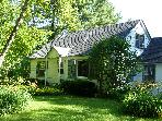 3 bedroom cottage on quiet road in the Berkshires