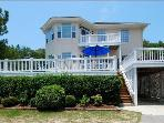 Amazing Oceanview 2nd Row Home! Steps from Beach!