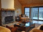 4 BR, Sleeps 8-10. Central to 4 Mountains. Views!
