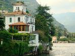 Lakeshore villa on Lake Como with Private Dock - Villa Cernobbio