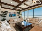 Oceanfront Tuscan villa on the sand at Hollywood Beach!!