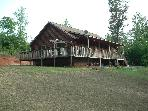 Green River Log Cabin