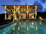 Villa Rainbow Dragon - astounding sea view