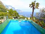 Villa between Sorrento and Amalfi - Private pool