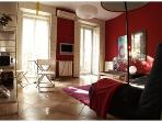 Plaza de Lavapies two bedrooms apartment