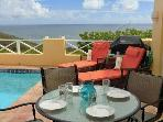 Flamingo Way ~ Private pool & garden; ocean views