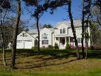 Chatham 5 br.  Near bike path. Walk to pond. A/C