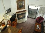 Comfortable &amp; Affordable Condo - Sleeps 7!!!