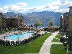 DeluxeView 2 bedroom/den Townhome on Okanagan Lake