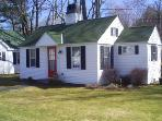 2 BR waterfront condex/cottage on Saco, River